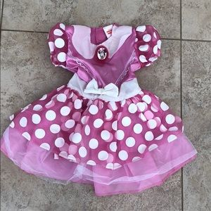 Other - Minnie Mouse Dress Size S 2T New without Tags